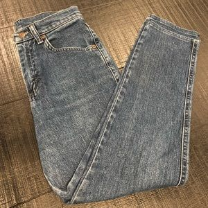 Lee Jeans High Rise Mom Jeans 26 waist